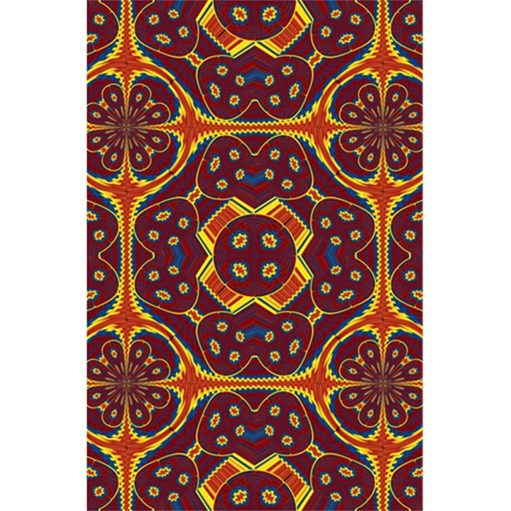 Geometric Pattern 5.5  x 8.5  Notebooks