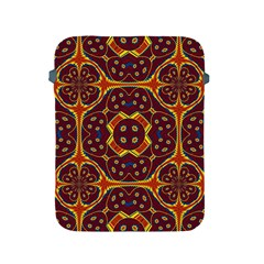 Geometric Pattern Apple Ipad 2/3/4 Protective Soft Cases by linceazul