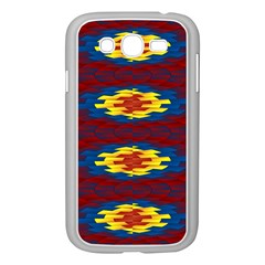 Geometric Pattern Samsung Galaxy Grand Duos I9082 Case (white) by linceazul