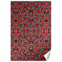 Exotic Intricate Modern Pattern Canvas 20  X 30   by dflcprints