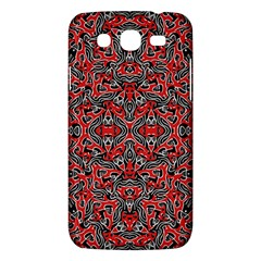 Exotic Intricate Modern Pattern Samsung Galaxy Mega 5 8 I9152 Hardshell Case  by dflcprints