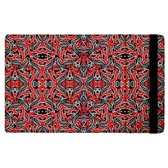 Exotic Intricate Modern Pattern Apple Ipad Pro 9 7   Flip Case by dflcprints