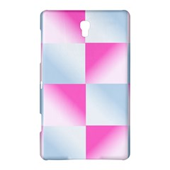 Gradient Blue Pink Geometric Samsung Galaxy Tab S (8 4 ) Hardshell Case