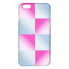Gradient Blue Pink Geometric Iphone 6 Plus/6s Plus Tpu Case