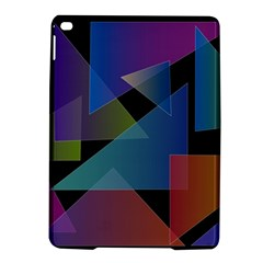 Triangle Gradient Abstract Geometry Ipad Air 2 Hardshell Cases