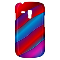 Diagonal Gradient Vivid Color 3d Galaxy S3 Mini