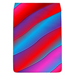 Diagonal Gradient Vivid Color 3d Flap Covers (s)  by BangZart