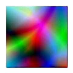 Course Gradient Background Color Tile Coasters