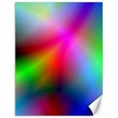 Course Gradient Background Color Canvas 12  X 16