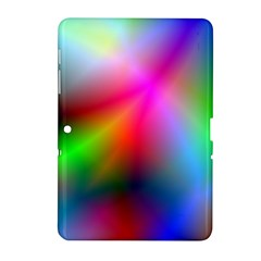 Course Gradient Background Color Samsung Galaxy Tab 2 (10 1 ) P5100 Hardshell Case