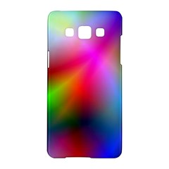 Course Gradient Background Color Samsung Galaxy A5 Hardshell Case