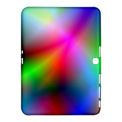 Course Gradient Background Color Samsung Galaxy Tab 4 (10 1 ) Hardshell Case