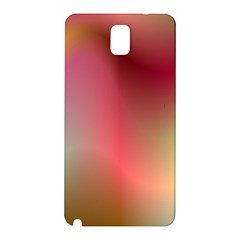 Colorful Colors Wave Gradient Samsung Galaxy Note 3 N9005 Hardshell Back Case