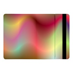 Colorful Colors Wave Gradient Apple Ipad Pro 10 5   Flip Case