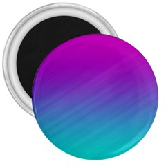 Background Pink Blue Gradient 3  Magnets
