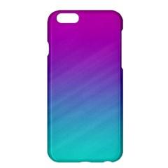 Background Pink Blue Gradient Apple Iphone 6 Plus/6s Plus Hardshell Case