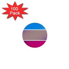 Pattern Template Banner Background 1  Mini Buttons (100 Pack)