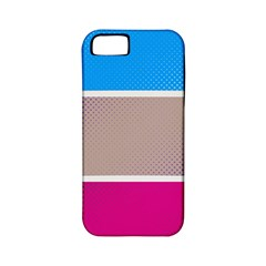 Pattern Template Banner Background Apple Iphone 5 Classic Hardshell Case (pc+silicone)