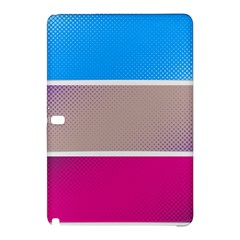 Pattern Template Banner Background Samsung Galaxy Tab Pro 12 2 Hardshell Case