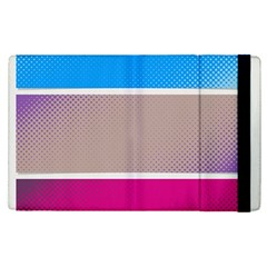 Pattern Template Banner Background Apple Ipad Pro 12 9   Flip Case