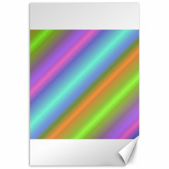 Background Course Abstract Pattern Canvas 24  X 36
