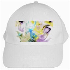Watercolour Watercolor Paint Ink White Cap