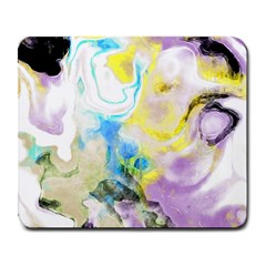Watercolour Watercolor Paint Ink Large Mousepads