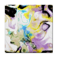 Watercolour Watercolor Paint Ink Face Towel by BangZart