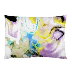 Watercolour Watercolor Paint Ink Pillow Case (two Sides)