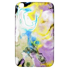 Watercolour Watercolor Paint Ink Samsung Galaxy Tab 3 (8 ) T3100 Hardshell Case