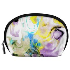 Watercolour Watercolor Paint Ink Accessory Pouches (large)  by BangZart