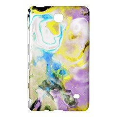 Watercolour Watercolor Paint Ink Samsung Galaxy Tab 4 (7 ) Hardshell Case