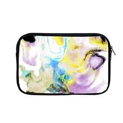 Watercolour Watercolor Paint Ink Apple Macbook Pro 13  Zipper Case