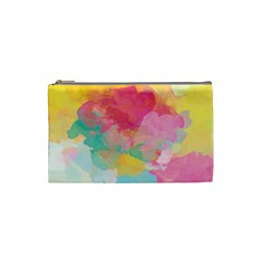 Watercolour Gradient Cosmetic Bag (small)
