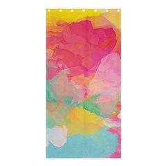 Watercolour Gradient Shower Curtain 36  X 72  (stall)  by BangZart