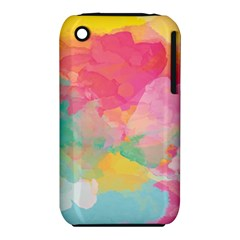 Watercolour Gradient Iphone 3s/3gs by BangZart