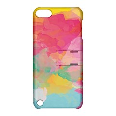 Watercolour Gradient Apple Ipod Touch 5 Hardshell Case With Stand by BangZart
