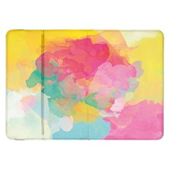 Watercolour Gradient Samsung Galaxy Tab 8 9  P7300 Flip Case