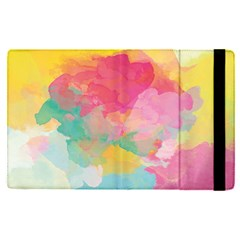 Watercolour Gradient Apple Ipad Pro 12 9   Flip Case