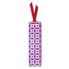 Pattern Pink Squares Square Texture Small Book Marks
