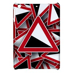 Road Sign Auto Gradient Down Below Apple Ipad Mini Hardshell Case by BangZart