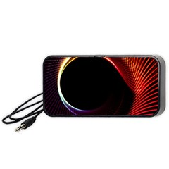 Grid Bent Vibration Ease Bend Portable Speaker