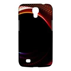 Grid Bent Vibration Ease Bend Samsung Galaxy Mega 6 3  I9200 Hardshell Case