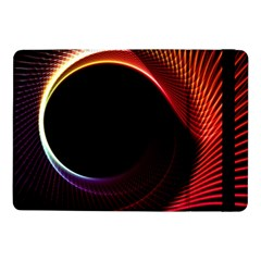 Grid Bent Vibration Ease Bend Samsung Galaxy Tab Pro 10 1  Flip Case