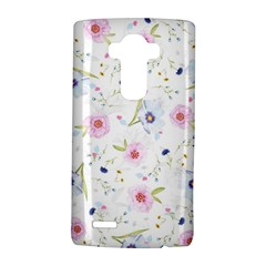 Floral Pattern Background Lg G4 Hardshell Case by BangZart