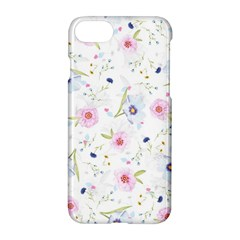 Floral Pattern Background Apple Iphone 7 Hardshell Case by BangZart
