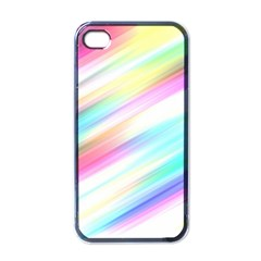 Background Course Abstract Pattern Apple Iphone 4 Case (black)