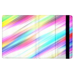 Background Course Abstract Pattern Apple Ipad 2 Flip Case