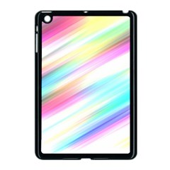 Background Course Abstract Pattern Apple Ipad Mini Case (black)