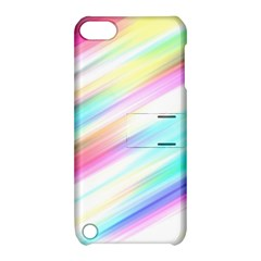 Background Course Abstract Pattern Apple Ipod Touch 5 Hardshell Case With Stand